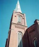 Michigan Church Clay Brick Reinforcement